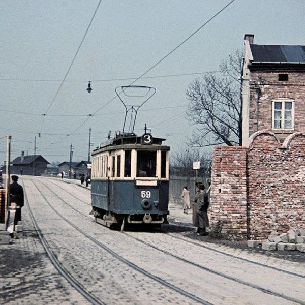 Kraków lata 40-te