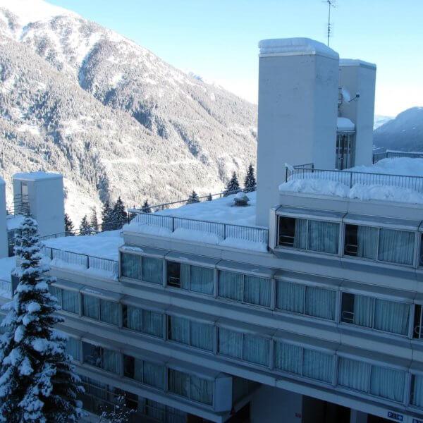 Residence Albare - zima