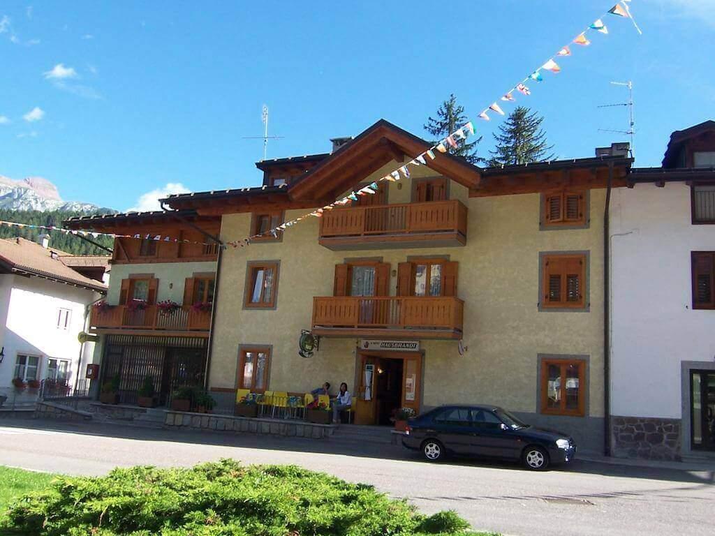 Casa Rosani Commezzadura latem